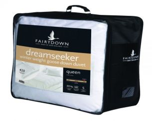 Feather & Down, Wool, Silk Duvet Inners
