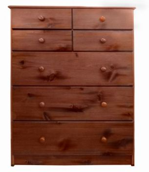Kingston Hunter Hills Pine Bedroom Collection